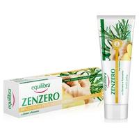 Intense freshness ginger toothpaste