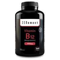 Vitamina B12 Methylcobalamina 10000 µg