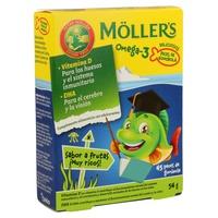 Möllers Omega 3 Gummies