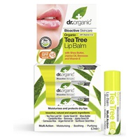 Organiczne drzewo herbaciane - balsam do ust
