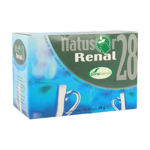 Natusor Infusiones 28 Renal