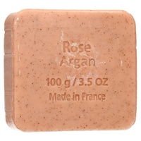 Mydło różane - arganowe