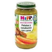 Tarritos de Zanahorias, Patatas y Carne