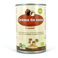 Krem kokosowy 21% tłuszczu