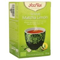 Zielona herbata, matcha i cytryna