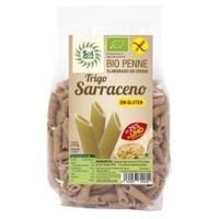 Macarrones de Trigo Sarraceno y Lino Bio sin Glúten