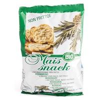 Snack Mini Tortitas de Maíz al Romero Bio
