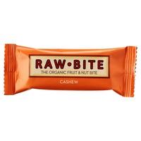Superbarritas Veganas Raw-Bite (sabor Anacardos)