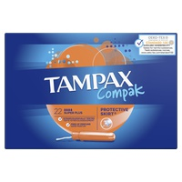 Tampax Compak Superplus 22U