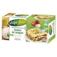 Feuilles de Lasagnes Maïs-Riz Bio