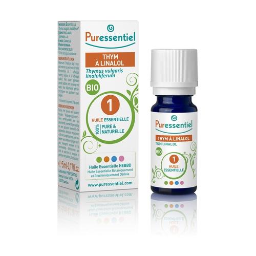 Aceite esencial Tomillo thymol