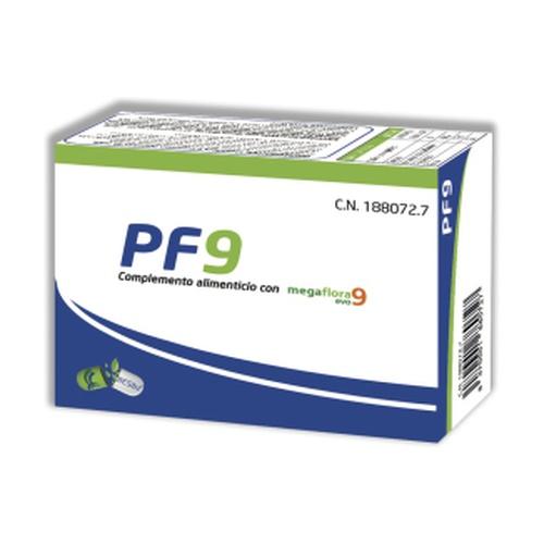 PF 9 (Antiguo Probiotico Forte)  60 cápsulas de Besibz
