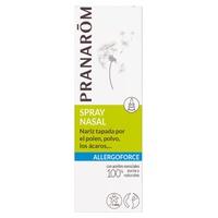Spray nasal - Nez couvert de pollen, poussière, acariens