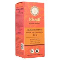 Henna natural con Amla y Jatropha color rojo