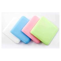 Confezione da 4 contenitori per maschere di colori