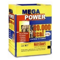 Megapower 20.000 Kcal Chocolate