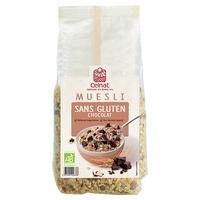 Gluten-free chocolate muesli