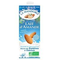 "Almond milk ""Almond water"" Organic"