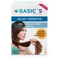 Corpore Basic's Salud y bienestar Piel cabello uñas