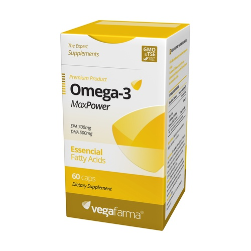 Omega 3 Max Power