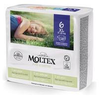 Pañales Moltex Pure & Nature T6 (17-28 kg)