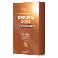 Terracotta Cocktail Auto-bronceado