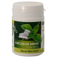 Peppermint Gum with Stevia
