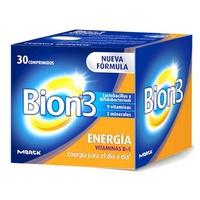 Bion3 Energía Vitaminas B y C