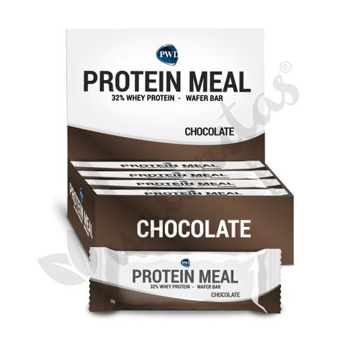 Barrita Proteica (Sabor Chocolate) 12 unidades de 35 gr de Pwd