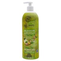 Gel de ducha Té verde Bio