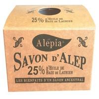 Jabón de Alepo 25% de aceite de laurel