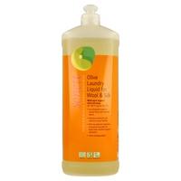 Detergente de oliva para lana y seda