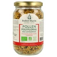 Polyfloral organic energized pollen