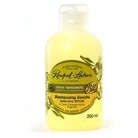 Shampooing-douche Sauge-Bergamote, à l'huile d'amande douce vierge BIO
