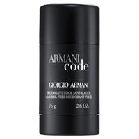 Armani code homme deodorant stick