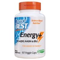 Energía + CoQ10, NADH y B12
