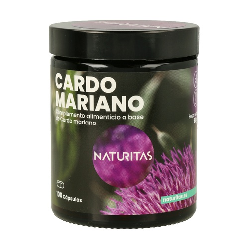 Cardo Mariano Extracto Natural 12.375 mg