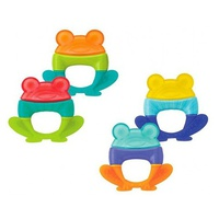 """""""Ranine"""" Teether With Water"""
