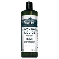Jabón negro con aceite de oliva