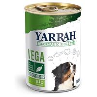 Vegan dog food with grain-free cranberries