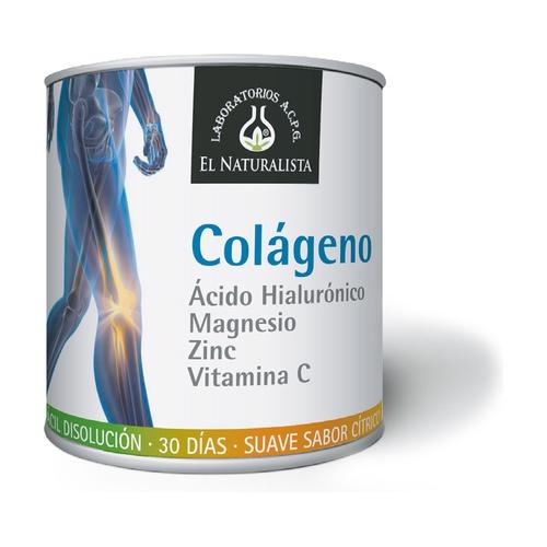 Colágeno, Ácido Hialurónico, Magnesio, Zinc y Vitamina C