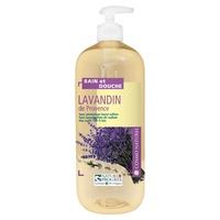 Bain & douche Lavandin de Provence : Lavande/Romarin Bio