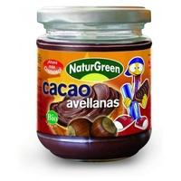 Crema de Avellana de Cacao Bio