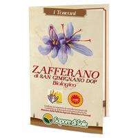 Safran in Stigmi San Gimignano Dop