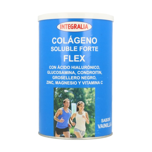 Colágeno Soluble forte flex (sabor vainilla)