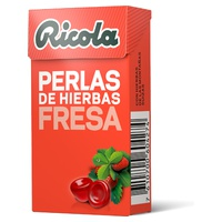 Ricola Strawberry Pearls