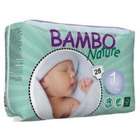 Pañal 1 recién nacido 2-4 kg eco