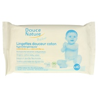 Soft cotton wipes