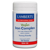 Vegan Iron Complex