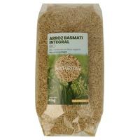 Arroz Basmati integral de agricultura ecológica